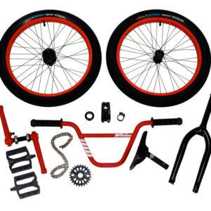 Велозапчасти для БМХ