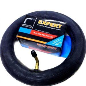 Бутиловая камера 8х2 V (для детских колясок) кривой сосок