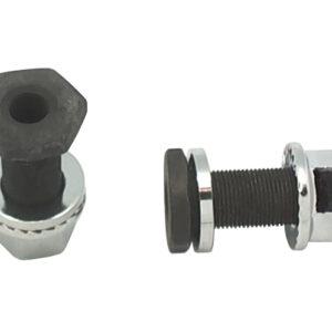 Переходники (Конверторы) для осей втулок 10мм - 14мм BMX комплект(2шт)